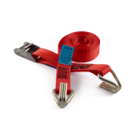 CB25H Cam Buckle Straps With Wire Hooks