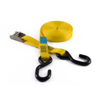 CB25S Cam Buckle Straps With PVC Coated S Hooks