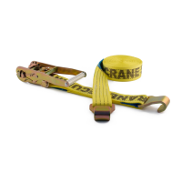 CSS50HDR-FN Crane Securing Straps With Pressed Steel Hooks