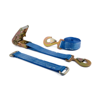 CRS50FSH OL Car Recovery Strap