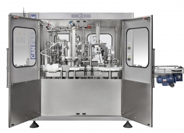 Can Filling and Seaming Machinery