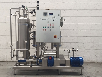 Water Automatic Carbonation Systems