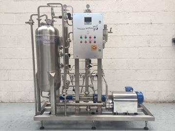 2,000 – 60,000 Litres per Hour Automatic Carbonation Systems Please Quote Find the Needle