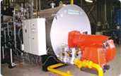 BWD series Fire Tube Steam Boilers