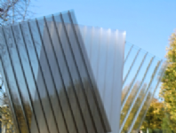 Bespoke Flexible Polycarbonate Roof Sheets For Conservatories