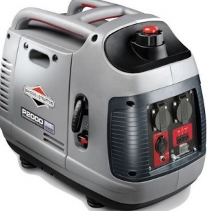 Briggs and Stratton Inverter Generator