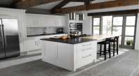 In-frame Shaker Trade Kitchens