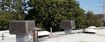 Evaporative Cooling Air Conditioning