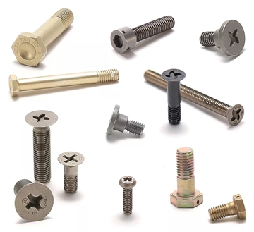 Vgs6000 & 7000 Series Bolts