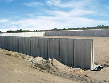 Precast Concrete Retaining Wall Suppliers |