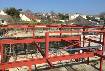 Structural Steelwork Manufacturing