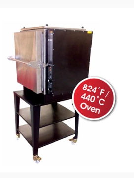 Black Rock Grill - BR Series oven