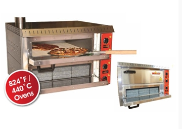 Roxy Series Rock Oven System