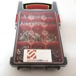 Assorted Stainless 1190 pieces Case