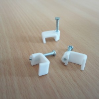 Cable Clips White