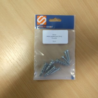 Metal Plasterboard Fixings Bag