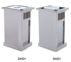 In-Counter Universal Crockery Dispensers