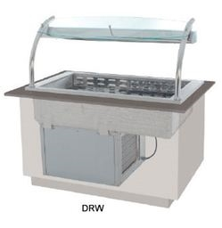 Drop-in Deluxe Refrigerated Units