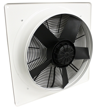 Adjustable Blades High Efficiency Plate Axial Fans