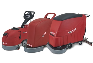 UK Manufacturer of Pedestrian Scrubber Dryers