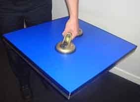 Contamination Control Tiles (Tak Mats) in Swindon