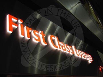 Commercial Signage Supplier