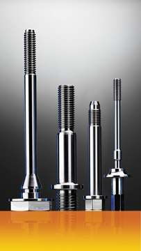 Chassis mounting bespoke bolts