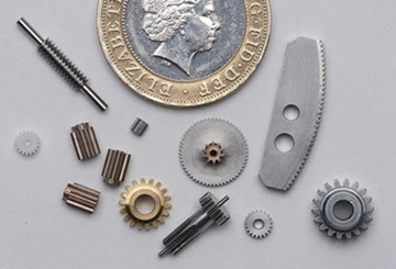 Fine Pitch Gears For Instrumentation