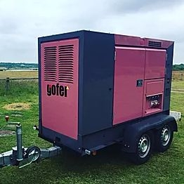 Event Silent Generator Suppliers