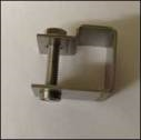 50 mm Gratings G Clamps