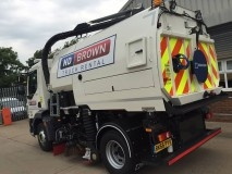 Road Sweepers for Engineering Sites