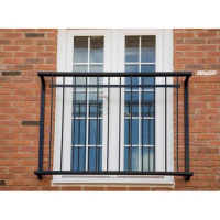 Juliet Balcony Steel Fabrication Services In London