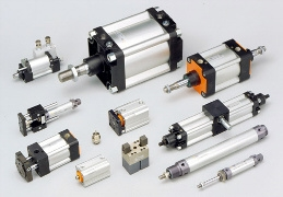 250 mm ISO Cylinders