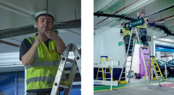 Emergency Lighting System Services In London