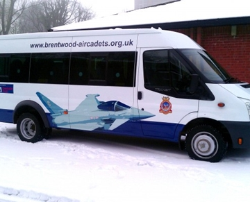 Tailor Made Vehicle Graphics Surrey
