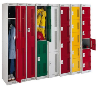 Cycling to Work Lockers