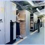 Medical Records Roller Shelving servicing and repairs