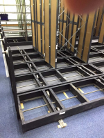 Move Bruynzeel Library Shelving