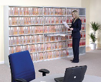Office Filing and File Storage