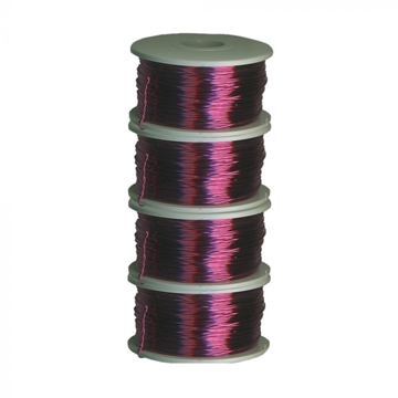 General Accessories - Verowire accessory Spools of Wire Qty 4 - 4 Pink part number 79-1737