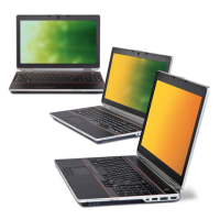 """3M GOLD Privacy Filter for Netbooks and Tablets. 8.9"""" 10.1"""" or 11.6"""" Widescreen"""