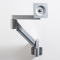 Reach4 Monitor Arm Gas-Lift Wall Mount with WP5