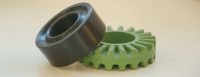Rubber Components For Glass Applications