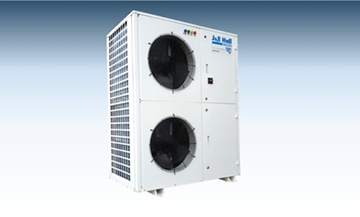 Digital Twin Scroll Commercial Condensing Units