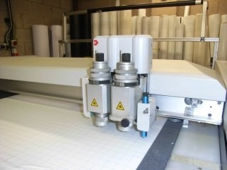 Technical Textiles Cutting Service