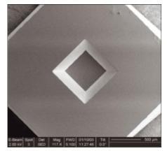 Silicon Nitride Windows For TEM