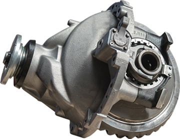 Remanufactured Differential Assemblies