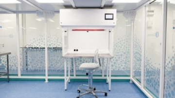 Cleanroom Laminar Flow Cabinets