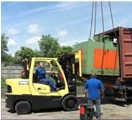 Single Machine Factory Removals