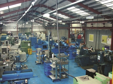 Bespoke Factory Relocation Services